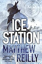 Ice Station (The Scarecrow series) de…