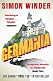 Germania: A Personal History of Germans Ancient and Modern Book