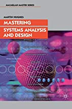 Mastering systems analysis and design by…