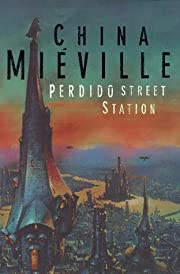 Perdido Street Station di China Mieville