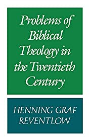 Problems of Biblical Theology in the…