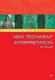 SCM Studyguide: New Testament Interpretation…