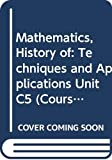 The calculus in the eighteenth century. prepared by H.J.M. Bos for the [Open University] Course Team