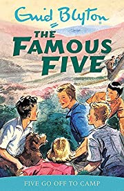 Five Go Off To Camp: Book 7 (Famous Five) av…