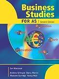 Business studies for AS / Ian Marcousʹe. Teacher's book