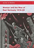 Weimar and the rise of Nazi Germany 1918-1933 / Geoff Layton