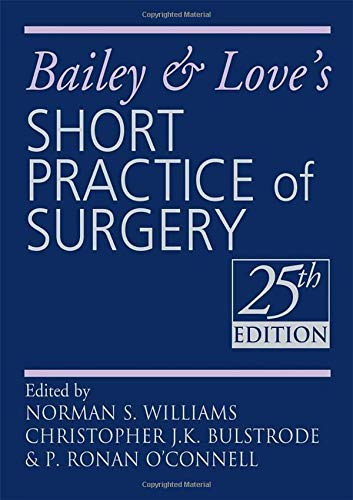 PDF] Bailey and Love's Short Practice of Surgery | Free