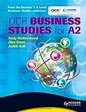 OCR business studies for A2 / Ian Marcousé