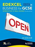 Edexcel business for GCSE : introduction to small business / Ian Marcouse