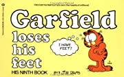 Garfield Loses His Feet: His Ninth Book by…