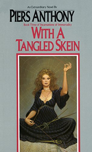 With a Tangled Skein written by Piers Anthony