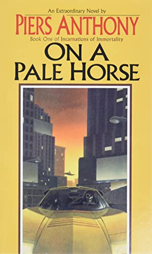 On a Pale Horse written by Piers Anthony