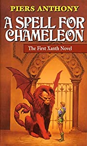 A Spell for Chameleon (Xanth, Book 1) door…