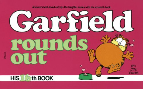 Garfield Rounds Out: His 16th Book, Davis, Jim