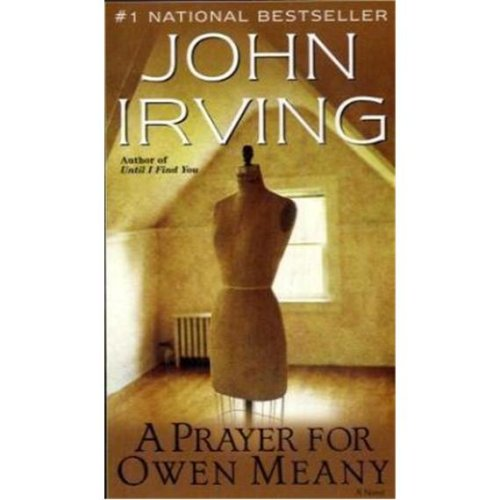 a prayer for owen meany Buy the paperback book a prayer for owen meany by john irving at indigoca, canada's largest bookstore + get free shipping on fiction and literature books over $25.