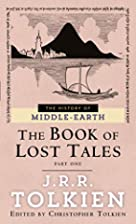 The Book of Lost Tales 1(The History of…