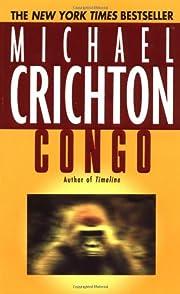 Congo – tekijä: Michael Crichton