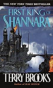 First King of Shannara de Terry Brooks