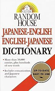 Random House Japanese-English,…