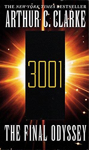 3001: The Final Odyssey written by Arthur C. Clarke part of Space Odyssey