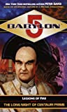 The Long Night of Centauri Prime (Babylon 5:…