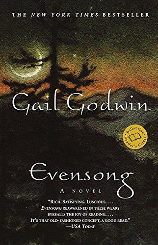 Evensong: A Novel (Ballantine Reader's Circle), Godwin, Gail