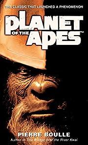Planet of the Apes de Pierre Boulle