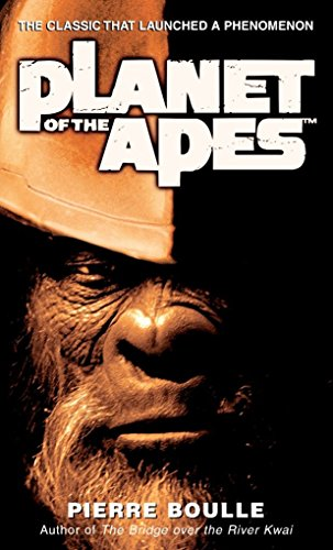 Planet of the Apes written by Pierre Boulle