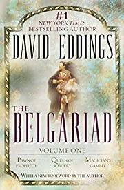 The Belgariad, Vol. 1 (Books 1-3): Pawn of…