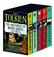 Histories of Middle Earth 5c box set MM de…