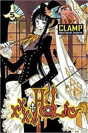 xxxHOLiC, Volume 5 af Clamp