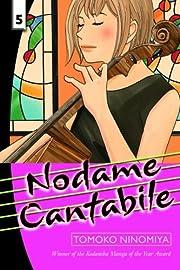 Nodame Cantabile 5 (Nodame Cantabile) de…