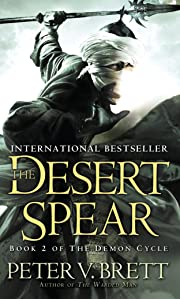 The Desert Spear: Book Two of The Demon…