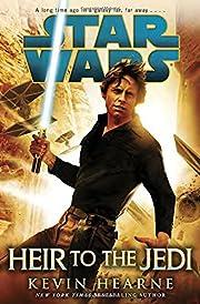 Heir to the Jedi de Kevin Hearne