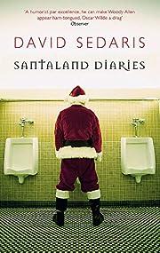 Santaland diaries – tekijä: David Sedaris