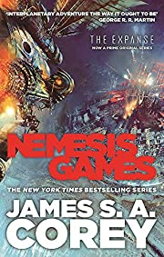 Nemesis Games: Book 5 of the Expanse (now a…