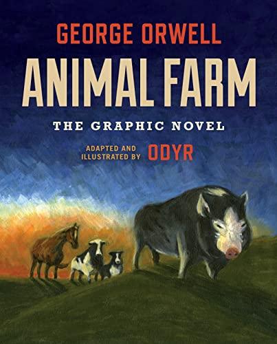 Animal Farm by Orwell