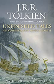 Unfinished Tales Illustrated Edition av…