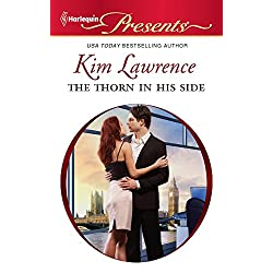 the thorn in his side lawrence kim