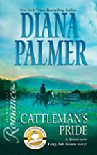 Cattleman's Pride (Silhouette Romance) by…