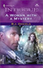A Woman With a Mystery (Harlequin Intrigue…