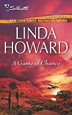 A Game Of Chance (Silhouette Romantic…