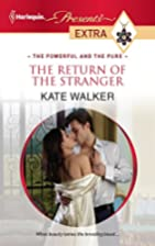 The Return of the Stranger (Harlequin…