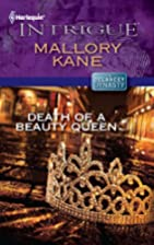 Death of a Beauty Queen (Harlequin Intrigue…