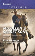 McCullen's Secret Son (The Heroes of…