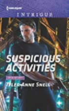 Suspicious Activities (Orion Security) by…