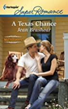 A Texas Chance by Jean Brashear