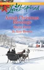 Amish Christmas Blessings: The Midwife's…