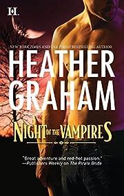 Night of the Vampires – tekijä: Heather…