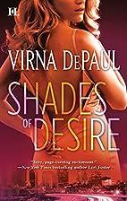 Shades of Desire (Hqn) by Virna DePaul